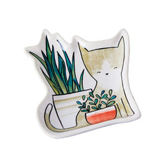 Crazy Plant Lady Trinket Dish