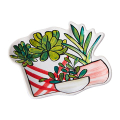 Where My Plants Are Trinket Dish