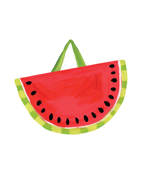 Summer Watermelon Door Décor