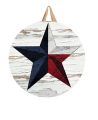 Lone Star State Door Décor