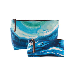 Water-Tranquility Pouches (Set of 2)