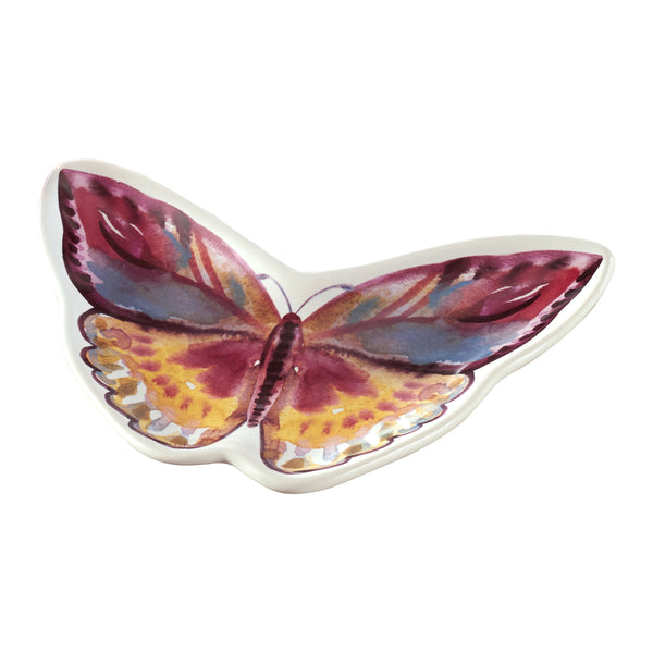 Fire-Butterfly Trinket Dish
