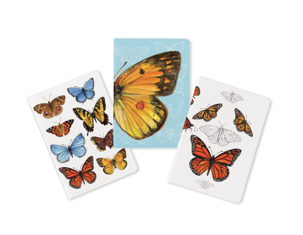 Butterfly Study Journal Set