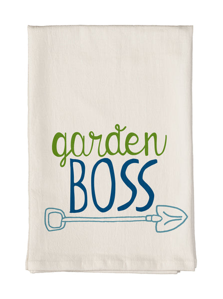 Garden Boss Towel