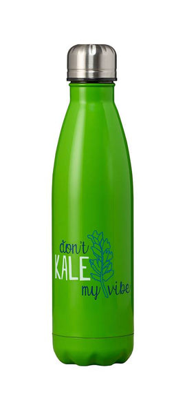 Don't Kale My Vibe Insulated Water Bottle
