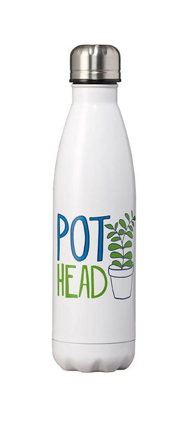 Pot Head Insulated Water Bottle