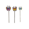 Mini Butterfly Picks S/3 asst.