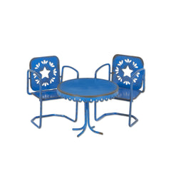 Mini Blue Star Bistro 3 pc set
