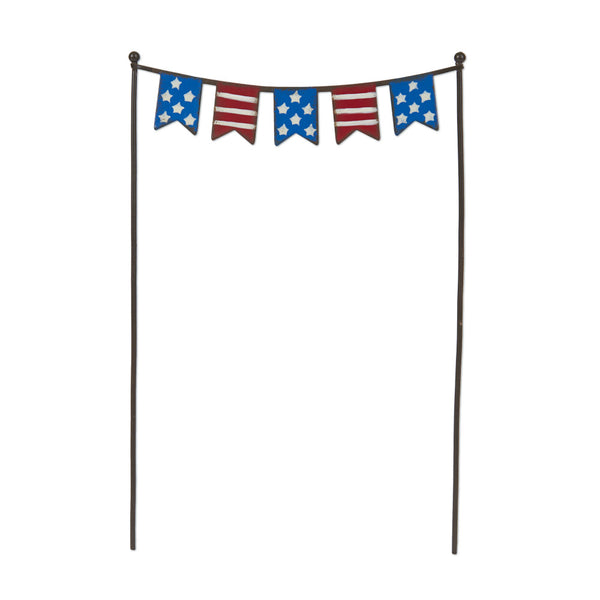Mini Patriotic Flags