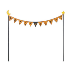 Mini Trick or Treat Flags