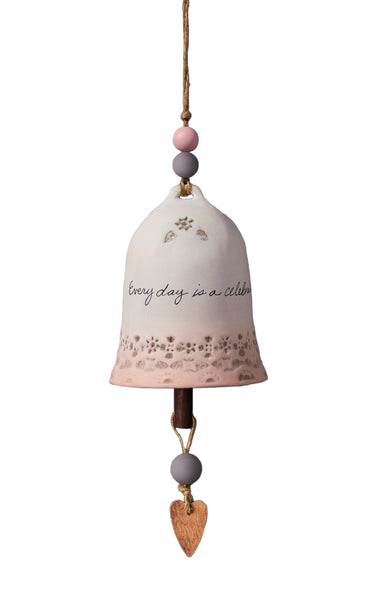 Celebrate Everyday Ceramic Bell