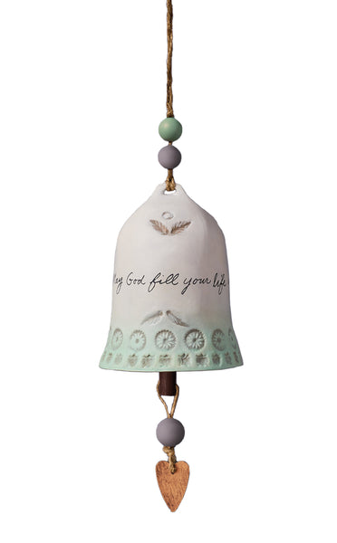 Always Have Faith Ceramic Bell