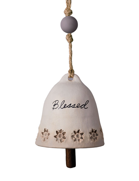Blessed Ceramic Bell - Small