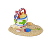 Mini Beach Pail in Sand