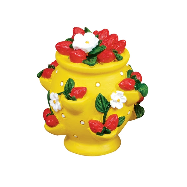 Mini Strawberry Pot