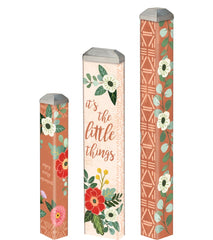 Terra Flora Mini Art Poles Set - S/3 asst.
