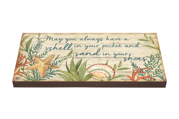 Sea Memories Art Paver Garden Step