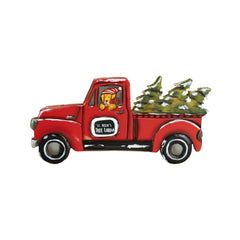 St. Nick's Red Truck