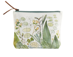 Mixed Floral Pouch
