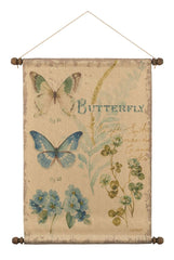 My Greenhouse Butterfly Wall Hanging
