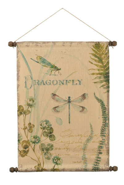 My Greenhouse Dragonfly Wall Hanging