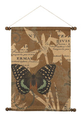 Butterfly Collage Wall Hanging