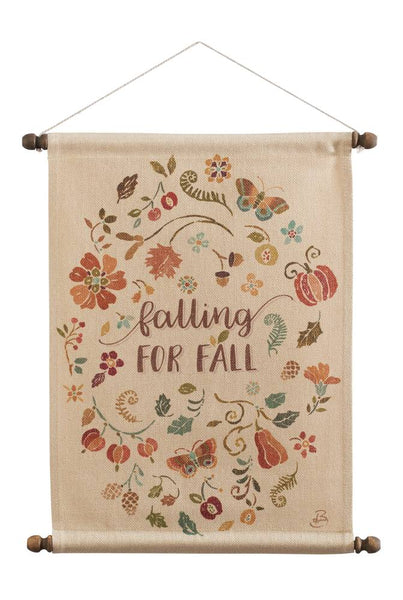 Falling for Fall Wall Hanging
