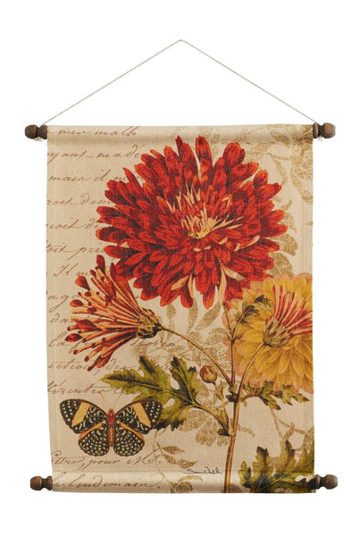 Wildflower Walk Mix Wall Hanging