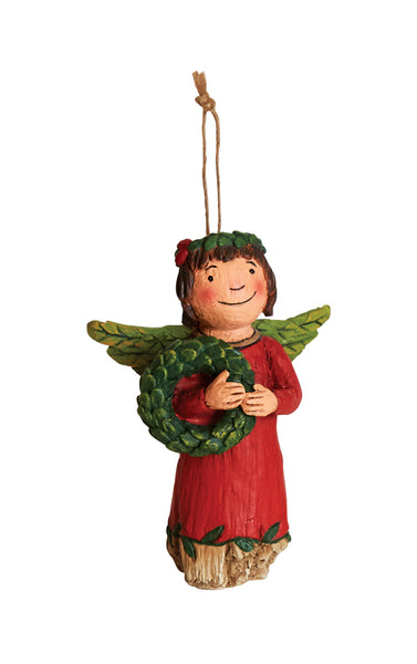 Be Joyful Angel Ornament