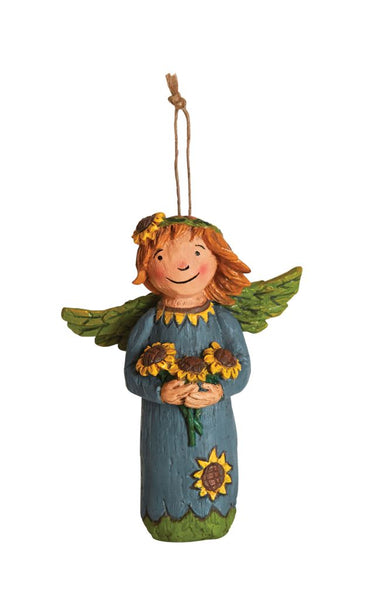 So Thankful Angel Ornament