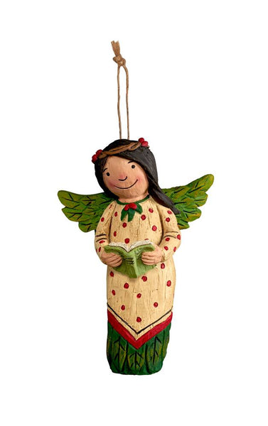 Sing Out Loud Angel Ornament