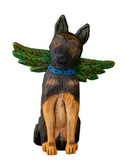 German Shepherd Pet Angel