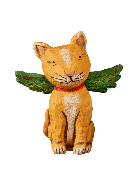 Orange Tabby Pet Angel