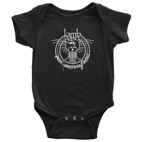 Skeleton Eagle Onesie
