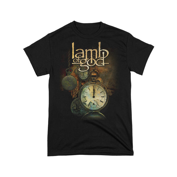 Lamb of God Album Cover Tee