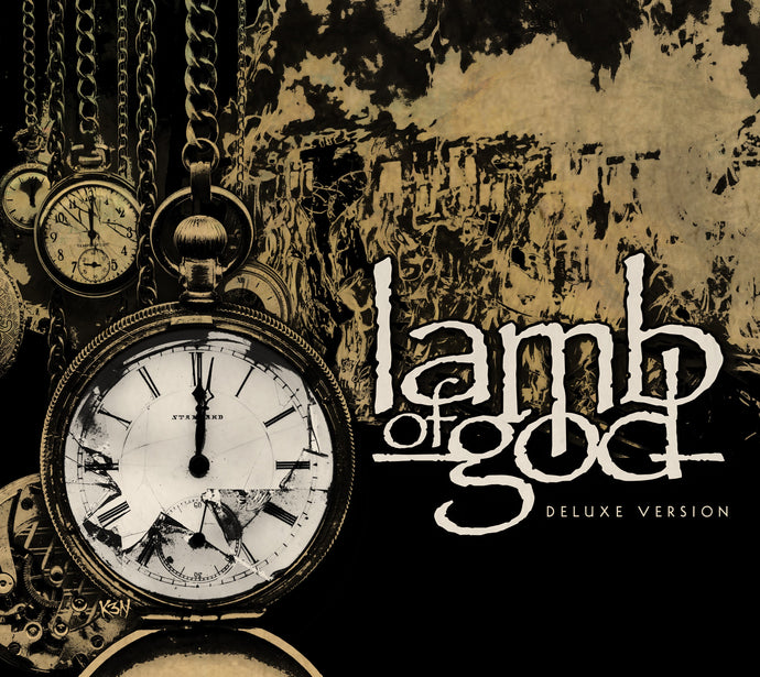 Lamb of God Deluxe Edition Digital Download