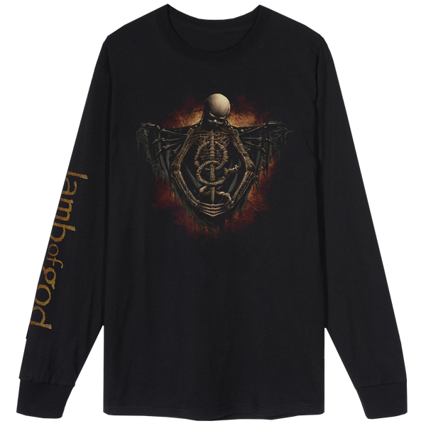 Wrath Torso Long Sleeve Tee