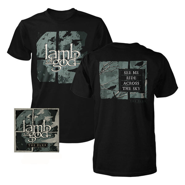 The Duke CD + Tee Bundle