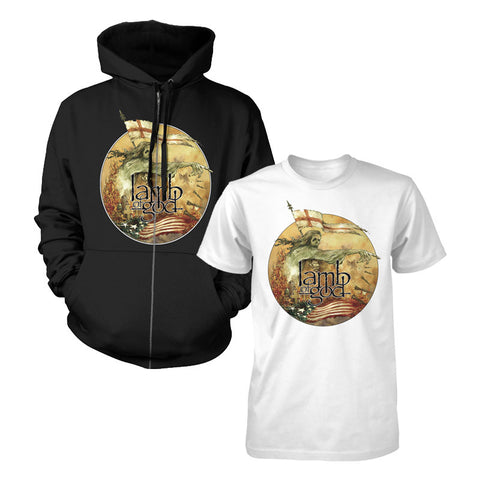 Reaper Tee and War Machine Hoodie Bundle