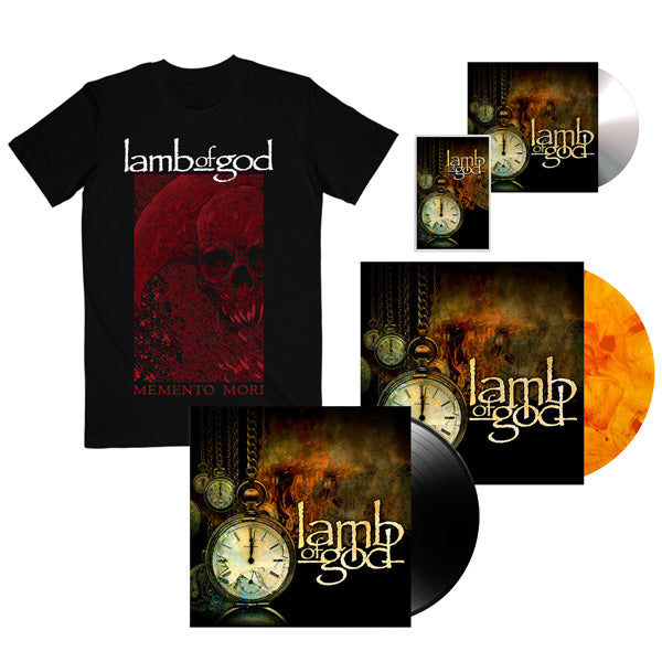 Memento Mori Tee + Choose Your Music Bundle