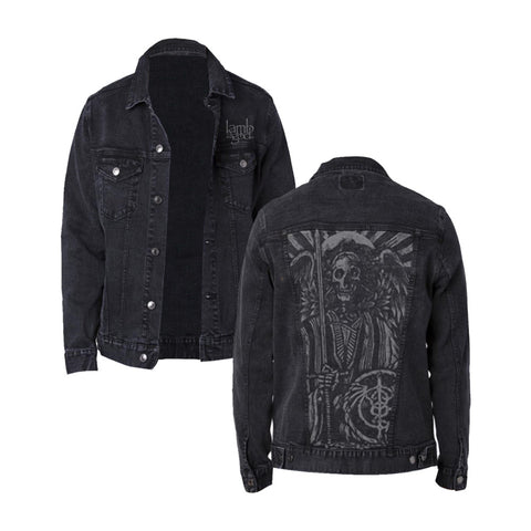 Angel of Death Denim Jacket
