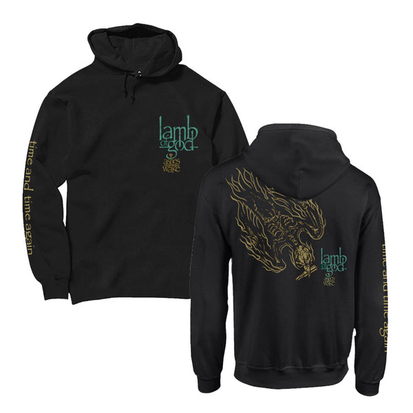 Ashes of the Wake Time and Time 15th Anniversary Hoodie