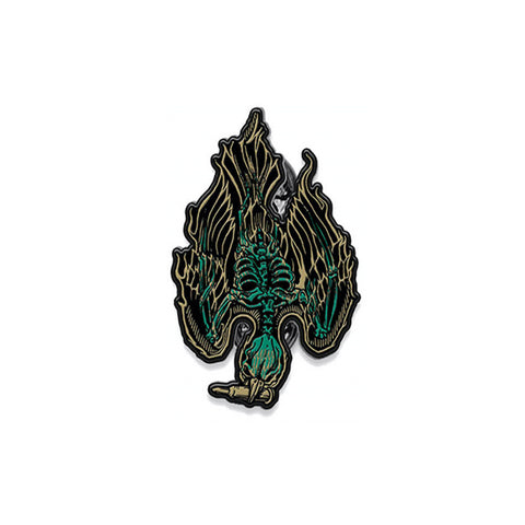 Ashes Dive Bomb Enamel Pin