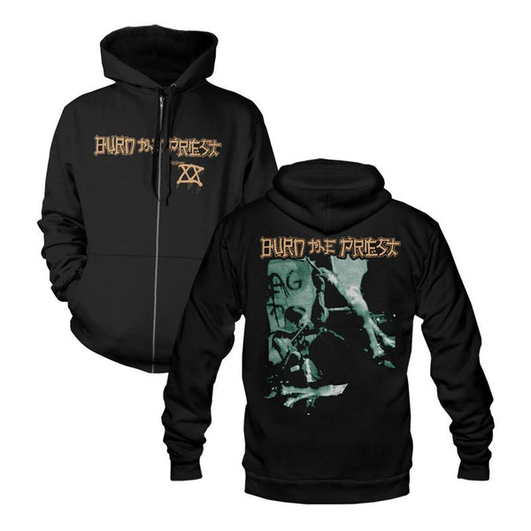 Burn the Priest Legion:XX Hoodie
