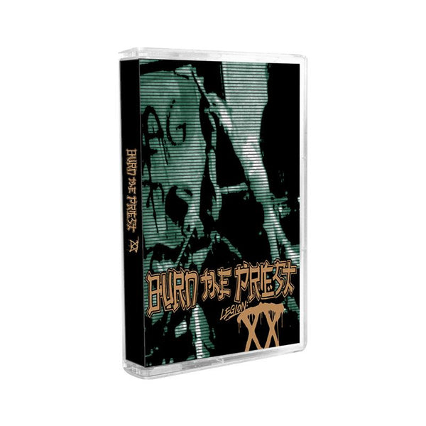 Burn the Priest Legion:XX Cassette