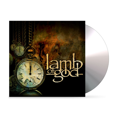 Lamb of God Standard CD