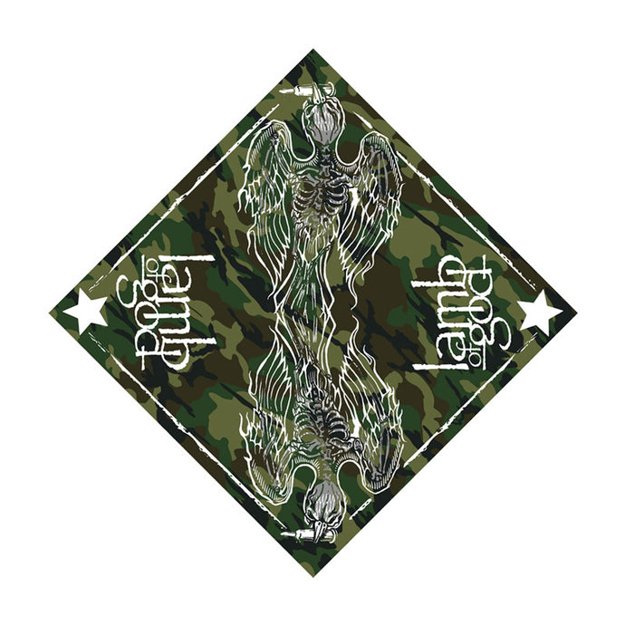 Ashes Camo Bandana