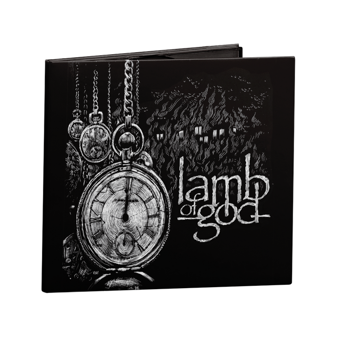 Lamb of God Alternate Cover CD