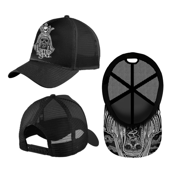 Ghost Walker Trucker Hat