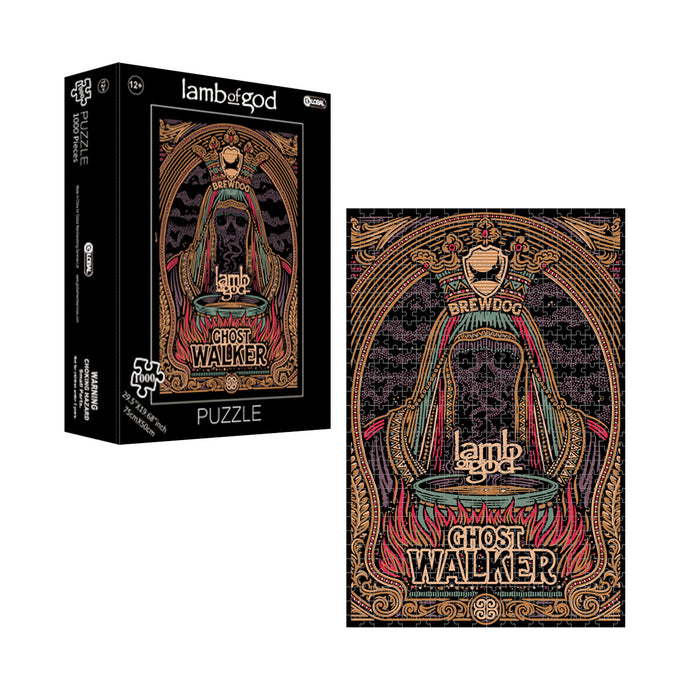 Ghost Walker Puzzle